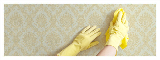 wallpaper-cleaning