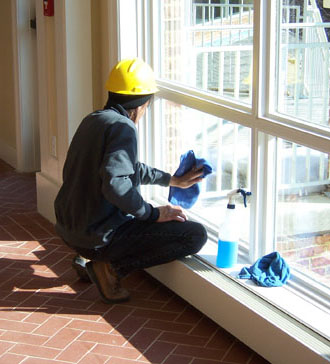 Building Maintenance Commercial Cleaning