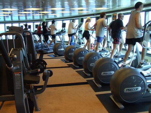 Fitness Center Cleaning Commercial Cleaning
