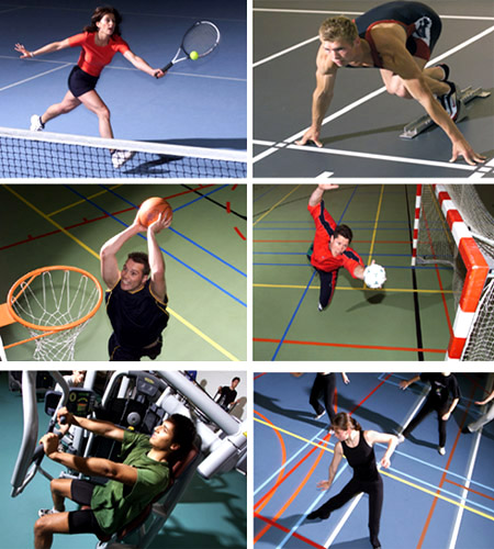 Commercial Cleaning Service Sports Facilities Cleaning
