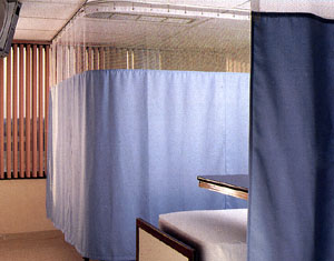 Hospital Cleanliness Privacy Curtain Cleanliness