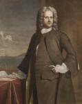 1748 CharlesApthorp by Robert Feke Cleveland Museum Of Art.