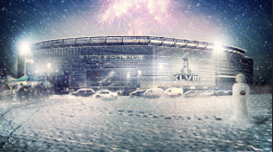 The Met Life Stadium may be hit with snow foro the Super bowl XLVIII but don't get worried, Busy Bee is here.