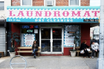 laundromat, laundry, clothes, washing, dirty clothes, new york,
