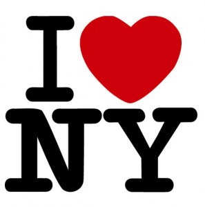 New York CIty is my Valentine